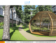 cool-suites-of-wind-residences-condo-for-sale-in-tagaytay-city-amenities-garden