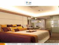 hope-residences-condo-for-sale-in-sm-city-,trece-martires-city-dressed-up-bedroom1