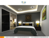 hope-residences-condo-for-sale-in-sm-city-,trece-martires-city-dressed-up-bedroom4