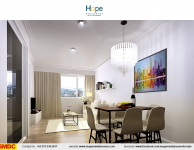 hope-residences-condo-for-sale-in-sm-city-,trece-martires-city-dressed-up-dining-room2