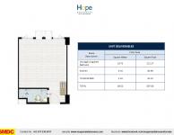 hope-residences-condo-for-sale-in-sm-city-,trece-martires-city-flexi-suite-unit-floor-plan