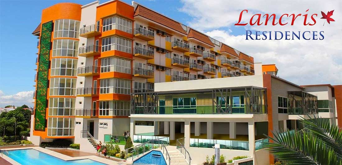 Lancris Residences – Condo Homes for Sale in Paranaque City Banner