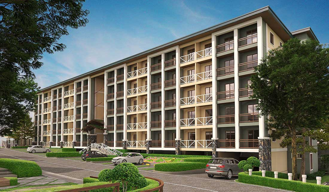 The Pine Suites COHO – Condo Homes for Sale in Tagaytay City Banner